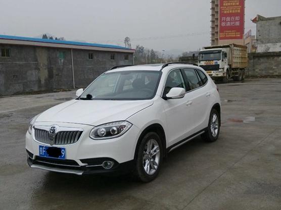 中华V5 2012款 1.5T 手动两驱运动型图片7
