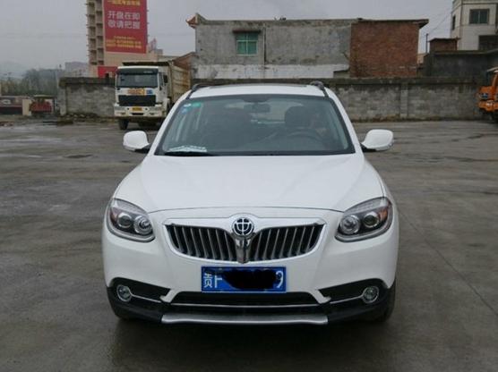 中华V5 2012款 1.5T 手动两驱运动型图片6