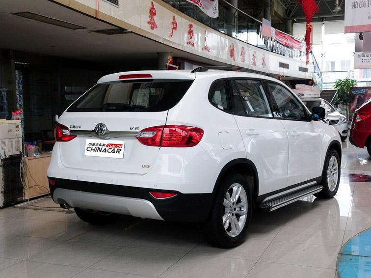中华V5 2012款 1.5T 手动两驱运动型图片3
