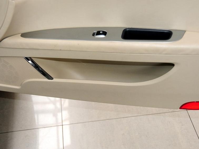 中华尊驰 2011款 1.8T 手动豪华型车厢座椅图片