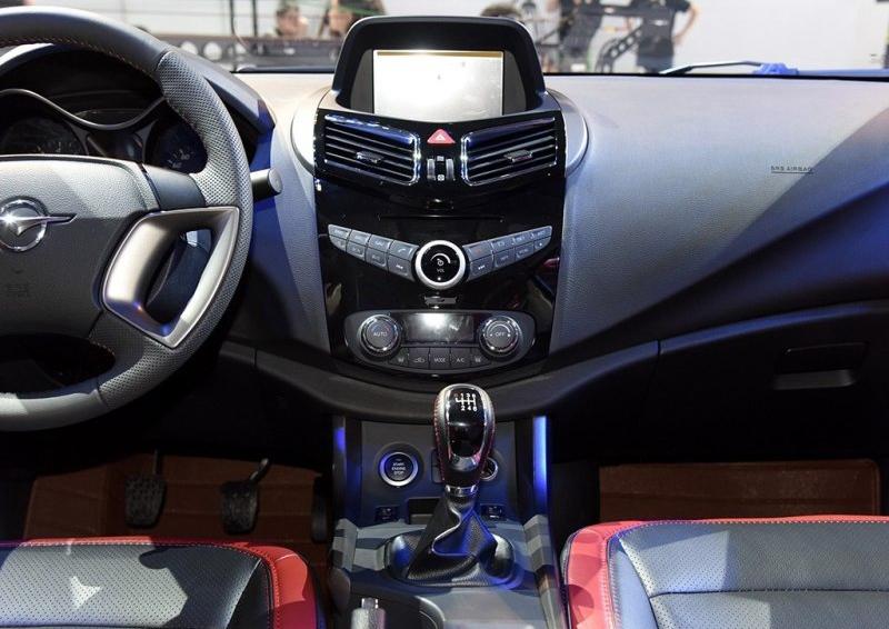 海马S5 2015款 1.5T 手动运动智尊型图片7