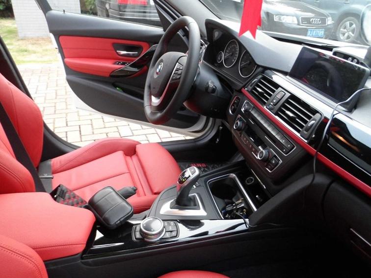 宝马3系 2015款 320i 运动设计套装图片10