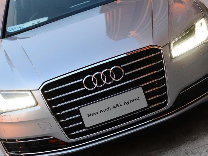 奥迪A8 2014款 A8L 40 hybrid图片5