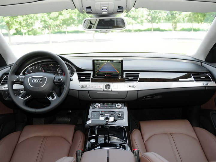 奥迪A8 2014款 A8L 45 TFSI quattro舒适型图片10