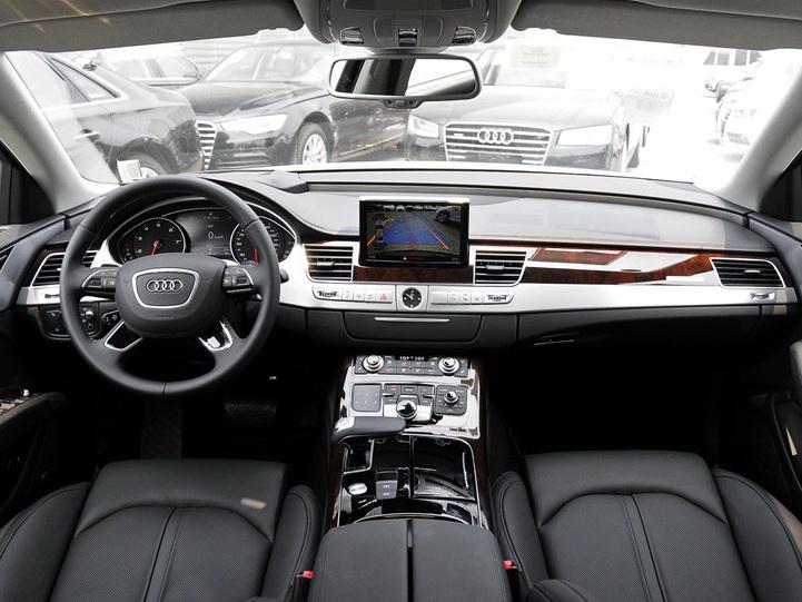 奥迪A8 2014款 A8L 50 TFSI quattro豪华型图片10