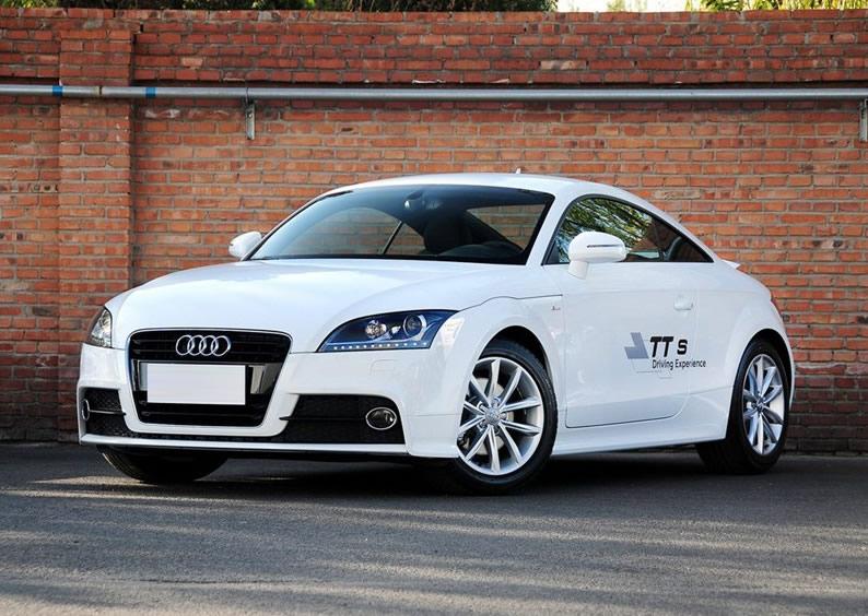 �µ�TT 2013�� TT Coupe 45 TFSI ��ɫ�����ͼƬ