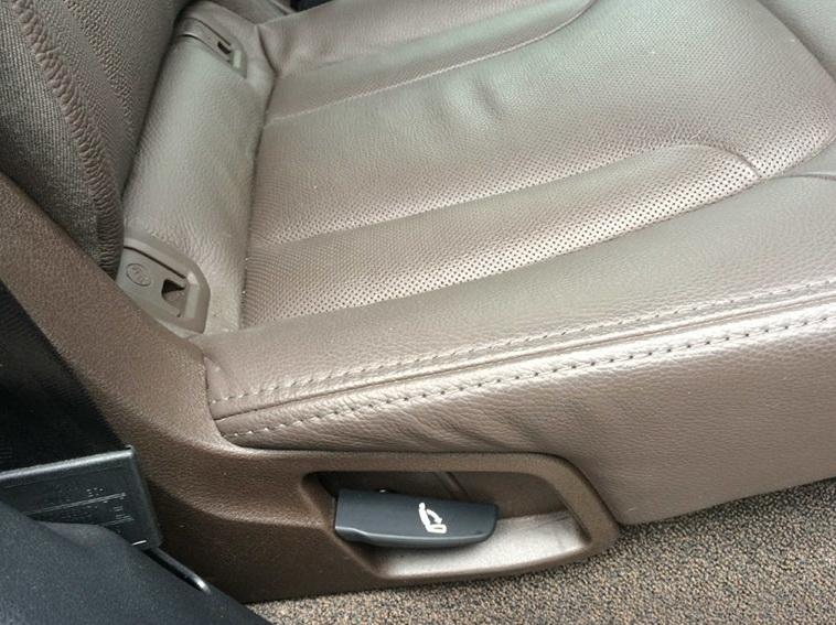 奥迪Q7 2014款 35 TFSI 进取型车厢座椅图片