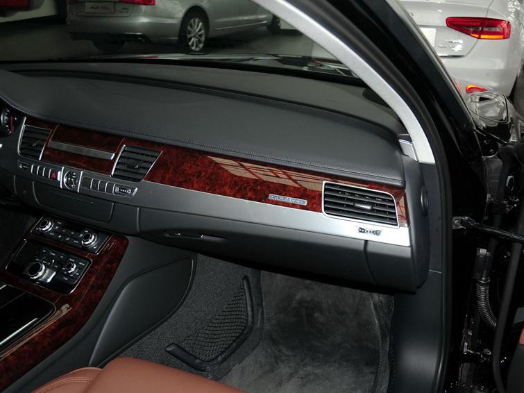 奥迪A8 2013款 A8L 50 TFSI quattro舒适型图片10