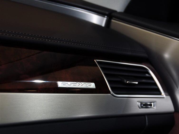 奥迪A8 2013款 A8L 50 TFSI quattro尊贵型图片10