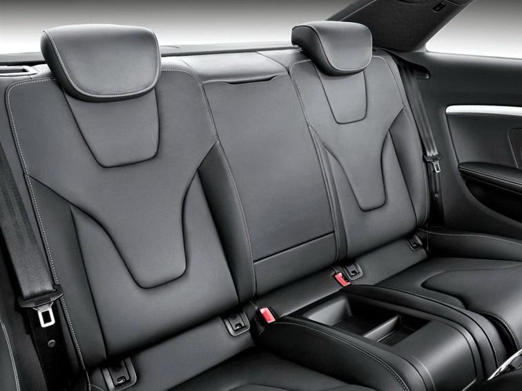 奥迪S5 2012款 S5 3.0T Coupe车厢座椅图片