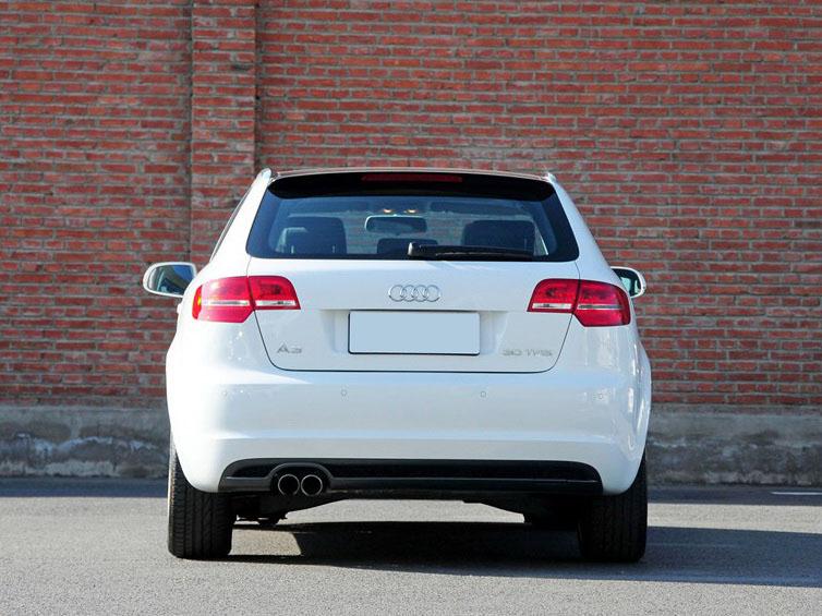 奥迪A3(进口) 2013款 Sportback 30 TFSI 豪华型车身外观图片