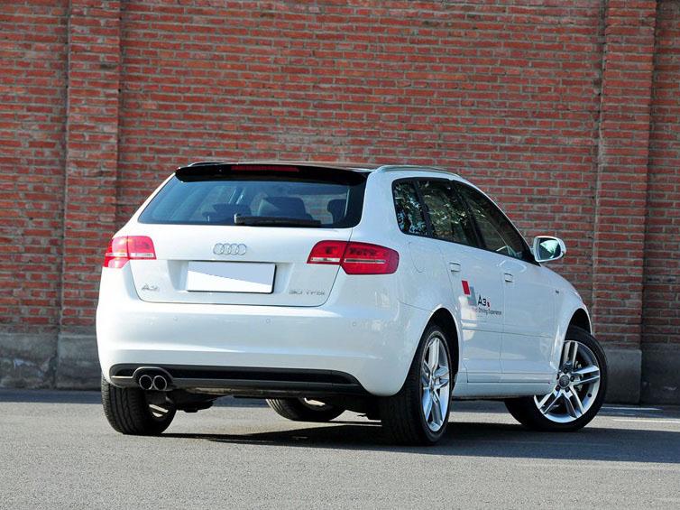 奥迪A3(进口) 2013款 Sportback 30 TFSI 豪华型图片7
