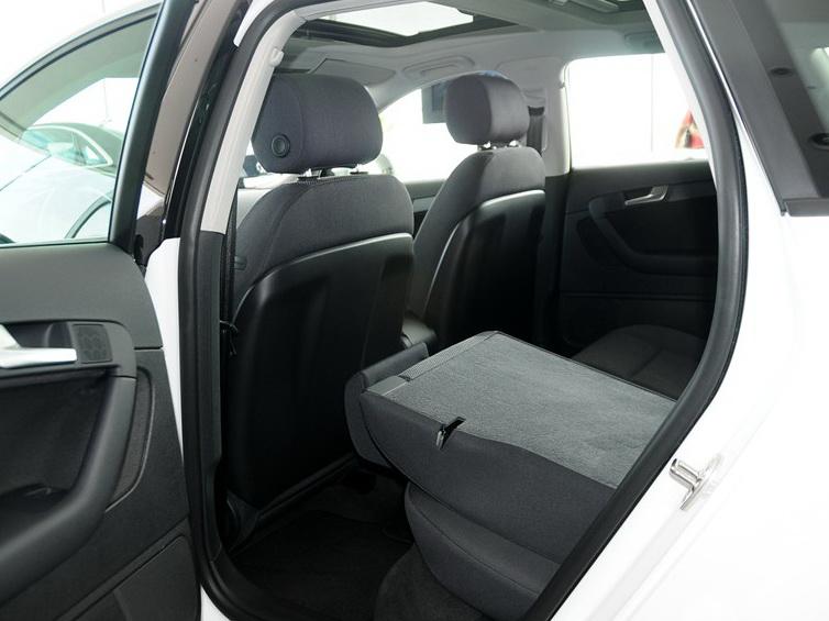 奥迪A3(进口) 2013款 Sportback 30 TFSI 技术型车厢座椅图片