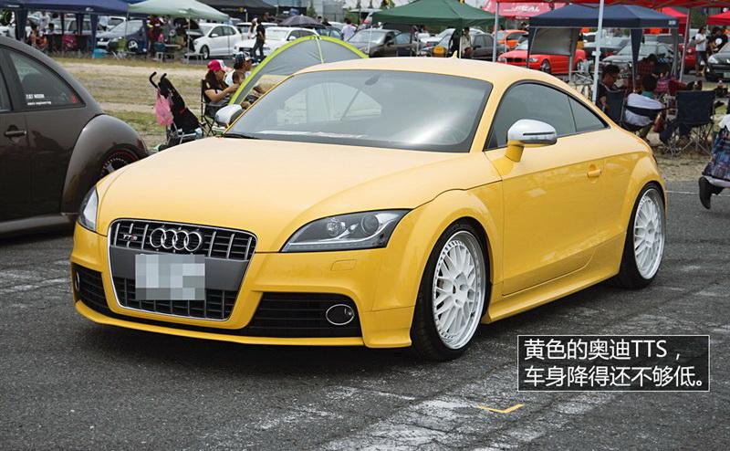 奧迪TTS 2013款 TTS Coupe 2.0TFSI quattro圖文解析圖片