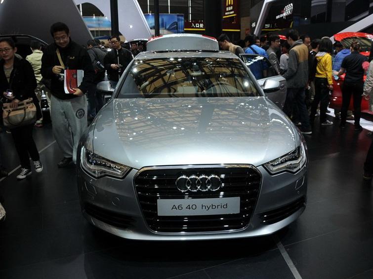奥迪A6(进口) 2013款 40 hybrid车身外观图片