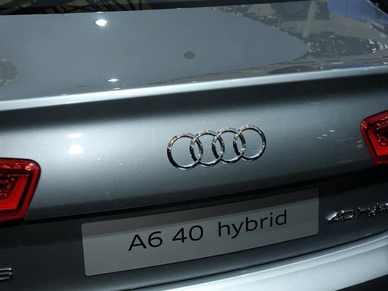 奥迪A6(进口) 2013款 40 hybrid其它细节图片