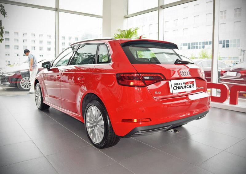 奥迪A3(进口) 2015款 Sportback e-tron 舒适型图片6