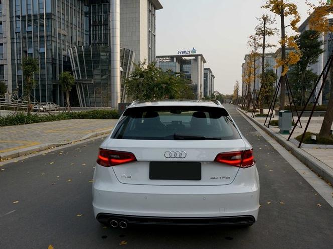 奥迪A3(进口) 2014款 Sportback 40 TFSI S line舒适型图片8