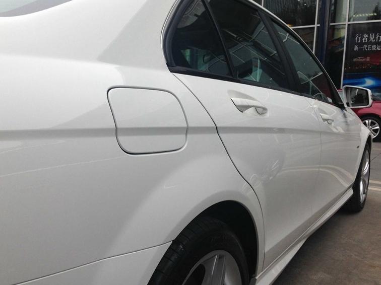 奔驰C级 2013款 C180 经典型 Grand Edition网友实拍图片
