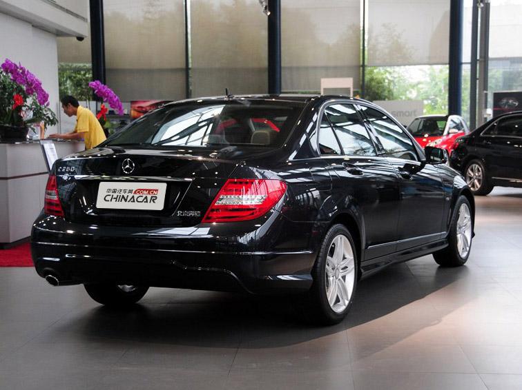 奔驰C级 2013款 C260 优雅型 Grand Edition图片