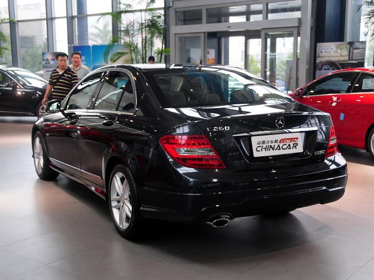 奔驰C级 2013款 C260 优雅型 Grand Edition图片7