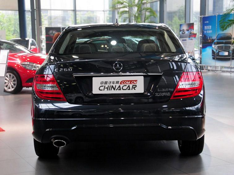 奔驰C级 2013款 C260 优雅型 Grand Edition图片6