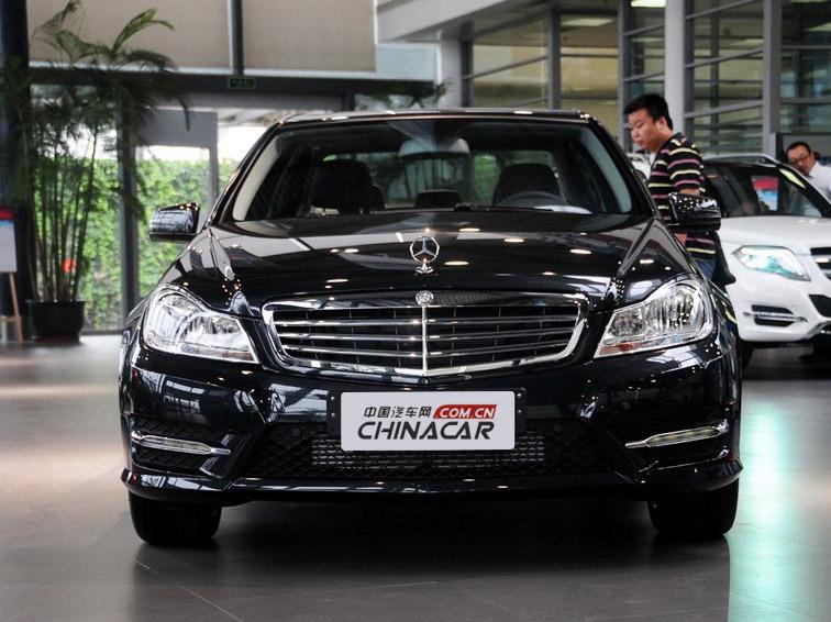 奔驰C级 2013款 C260 优雅型 Grand Edition图片4
