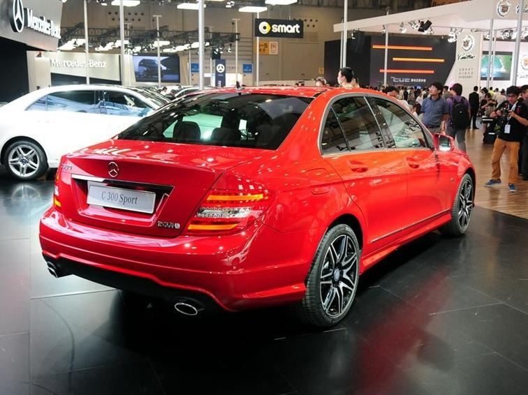 奔驰C级 2013款 C300 运动型 Grand Edition图片8
