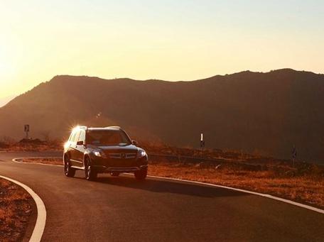 奔驰GLK级 2013款 GLK300 4MATIC 动感天窗型图片9