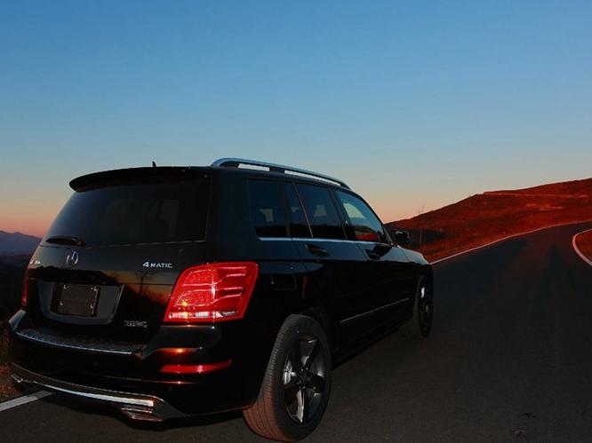 奔驰GLK级 2013款 GLK300 4MATIC 动感天窗型图片4