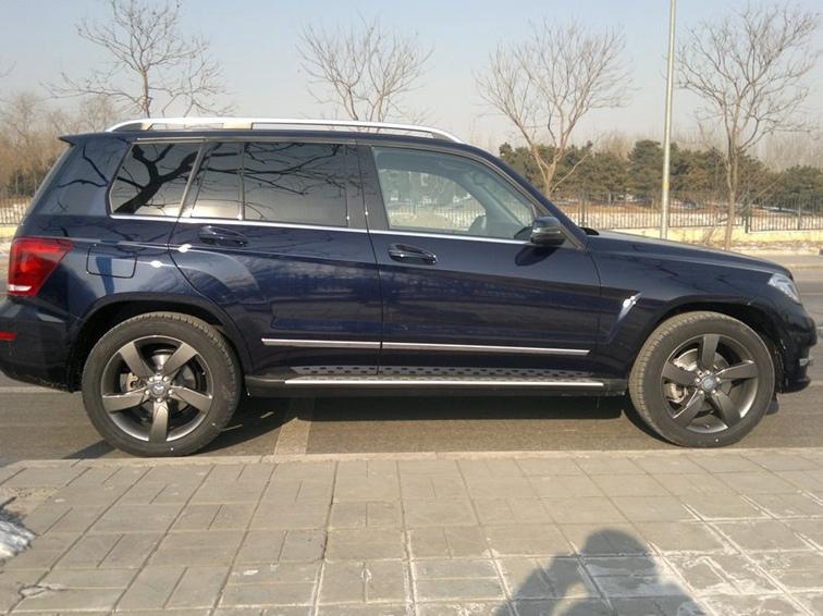奔驰GLK级 2013款 GLK300 4MATIC 豪华型图片10