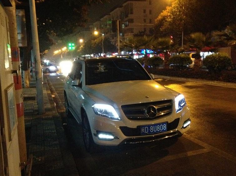 奔驰GLK级 2013款 GLK300 4MATIC 时尚型图片6