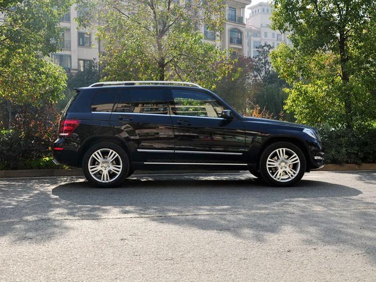 奔驰GLK级 2013款 GLK300 4MATIC 时尚型车身外观图片