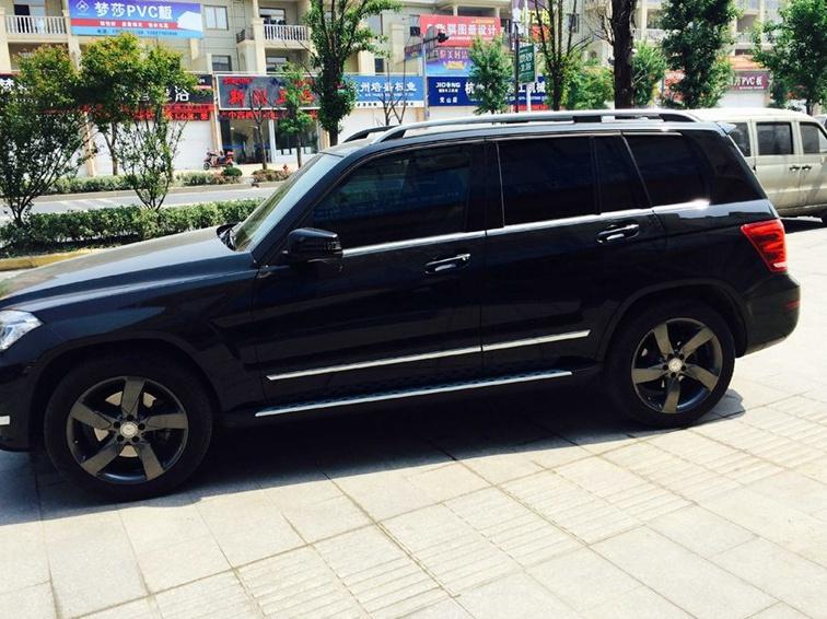 奔驰GLK级 2013款 改款 GLK300 4MATIC 时尚型图片8