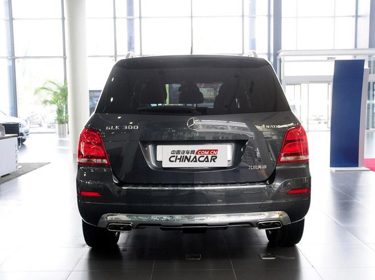 奔驰GLK级 2013款 改款 GLK300 4MATIC 时尚型图片5