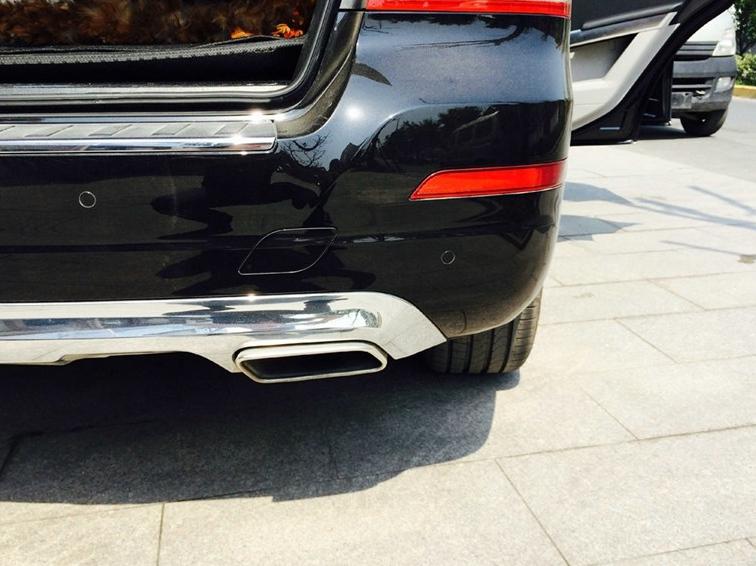 奔驰GLK级 2013款 改款 GLK300 4MATIC 时尚型其它细节图片