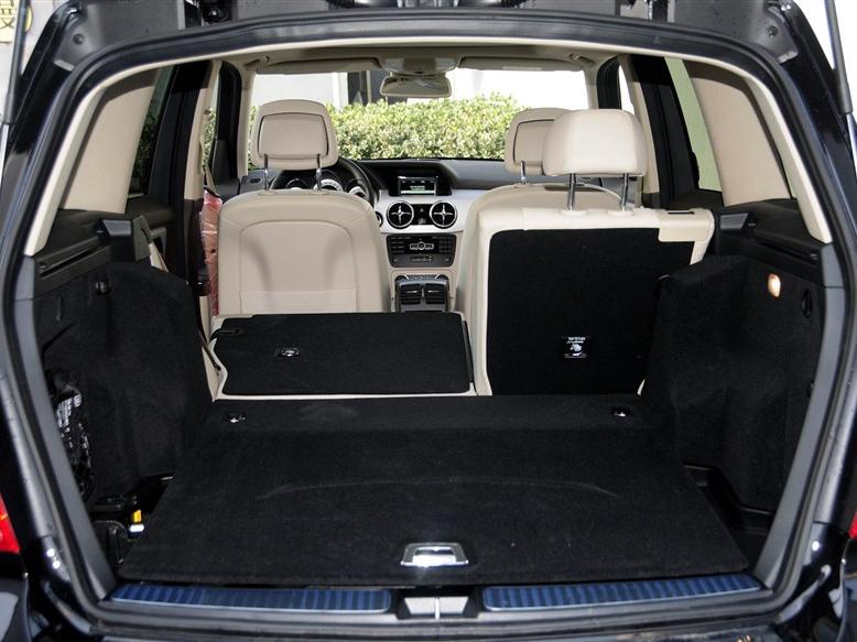 奔驰GLK级 2015款 GLK 260 4MATIC 时尚型 极致版车厢座椅图片