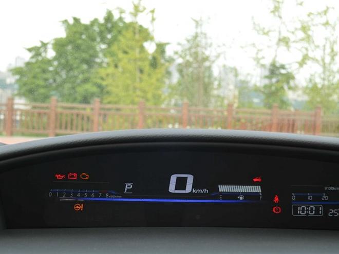 杰德 2013款 1.8L 自动舒适版 5座中控方向盘图片