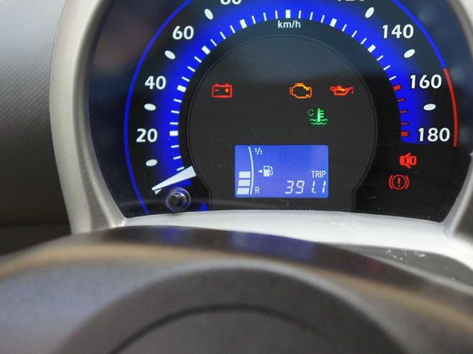比亞迪F0 2012款 1.0L 鉉酷型中控方向盤圖片