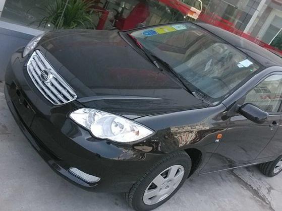 比亚迪F3 2012款 1.5L 舒适型GL-i图片8
