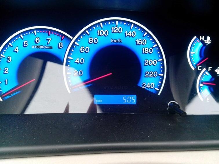 比亚迪F3 2012款 1.5L 舒适型GL-i图片9