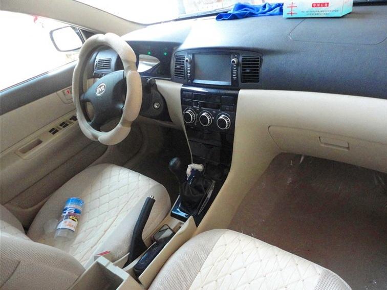 比亚迪F3 2012款 1.5L 舒适型GL-i图片10