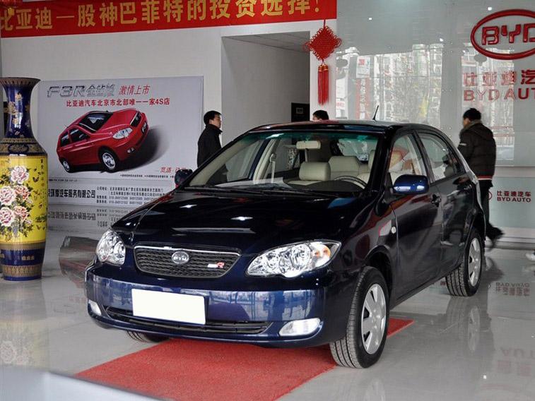 比亚迪F3R 2011款 1.5L 精英型