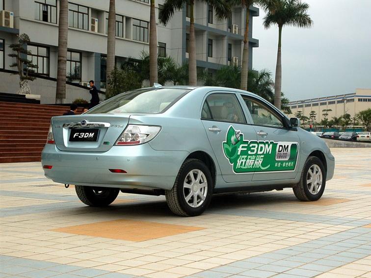 比亚迪F3 2010款 DM 低碳版图片8