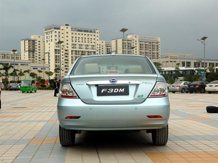 比亚迪F3 2010款 DM 低碳版图片7