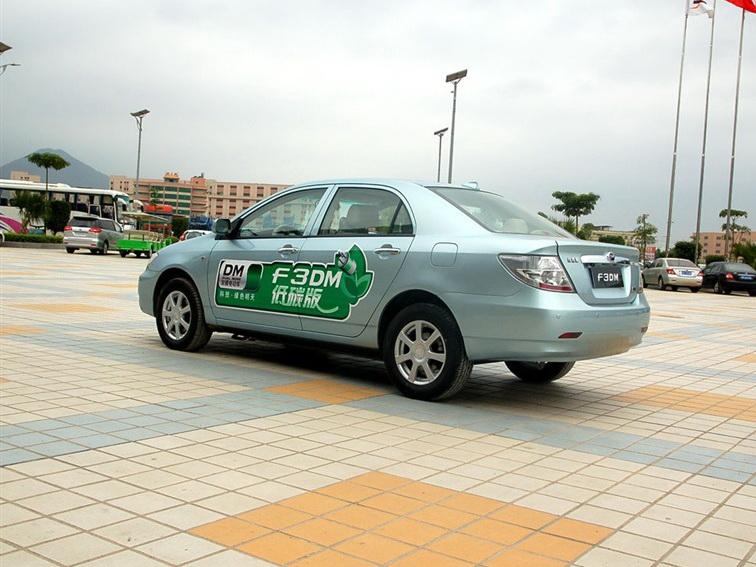 比亚迪F3 2010款 DM 低碳版图片6