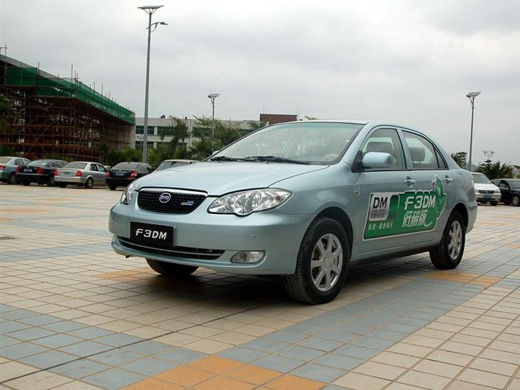 比亚迪F3 2010款 DM 低碳版图片4