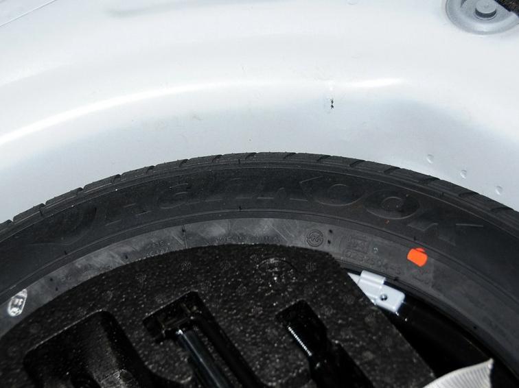 朗行 2013款 1.6L 手动风尚型其它细节图片