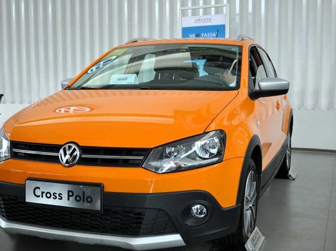 POLO 2012款 Cross POLO MT图片10