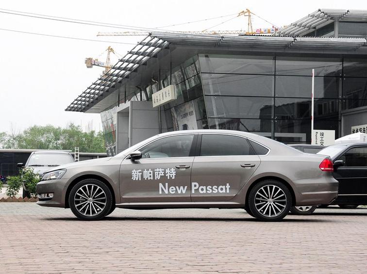 帕萨特 2014款 3.0L V6 DSG旗舰尊享版图片6